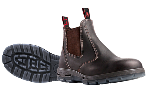 Redback Bobcat Non Safety Pullon Boot
