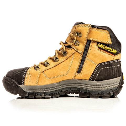 CAT Convex Steel Toe Breathable Work Boot