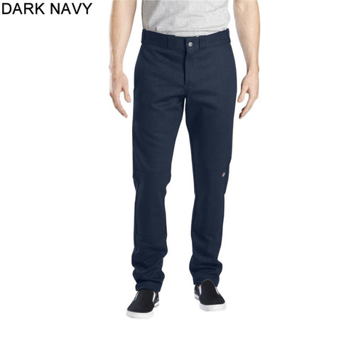CLEARANCE -Dickies Mens Stretch Double Knee Casual Work Pant