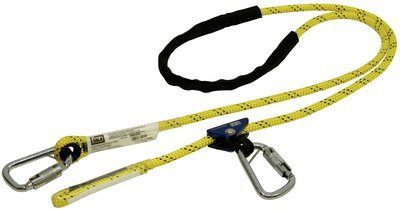 3M™ DBI-SALA® Triple Action Rope Pole Climber's Adjustable Web Positioning Strap
