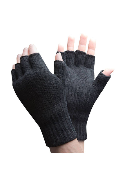 Heat Holders Adults Fingerless Gloves