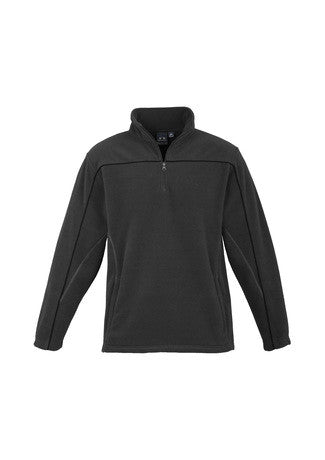 BIZ Mens Core Micro Fleece Jumper