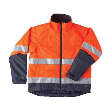 DISCONTINUED - Brahma HiVis Padded Ripstop Safety Jacket