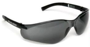MSA Nullabor Scratch Resistant Smoke Safety Glasses