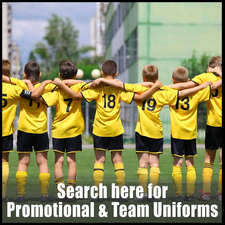 Promotional and Team uniforms