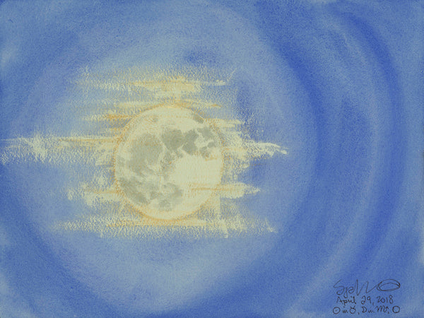 Full Moon Fine Art Giclee Prints