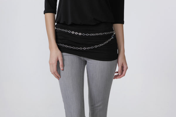 'Triple Chain' Belt