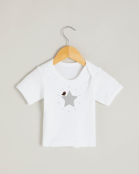 Grey Star Short Sleeve T-shirt