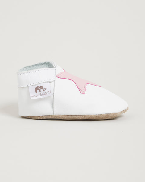 Pink Star Shoes