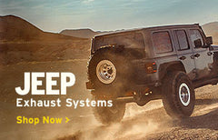 MagnaFlow Jeep Exhaust Systems