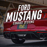 MagnaFlow Ford Mustang Performance Exhaust Systems