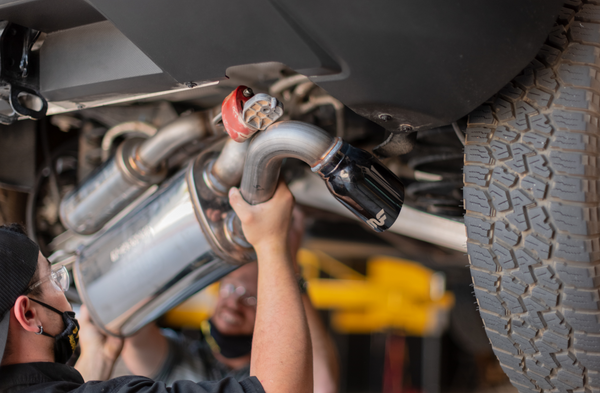 MagnaFlow Ford Bronco Sport Axelback Exhaust System