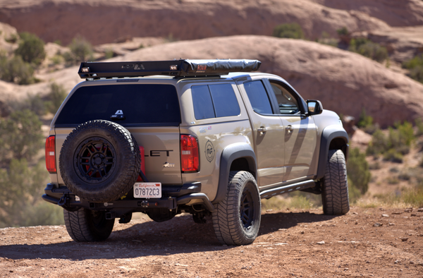 Chevrolet Colorado with MagnaFlow Overland Exhaust