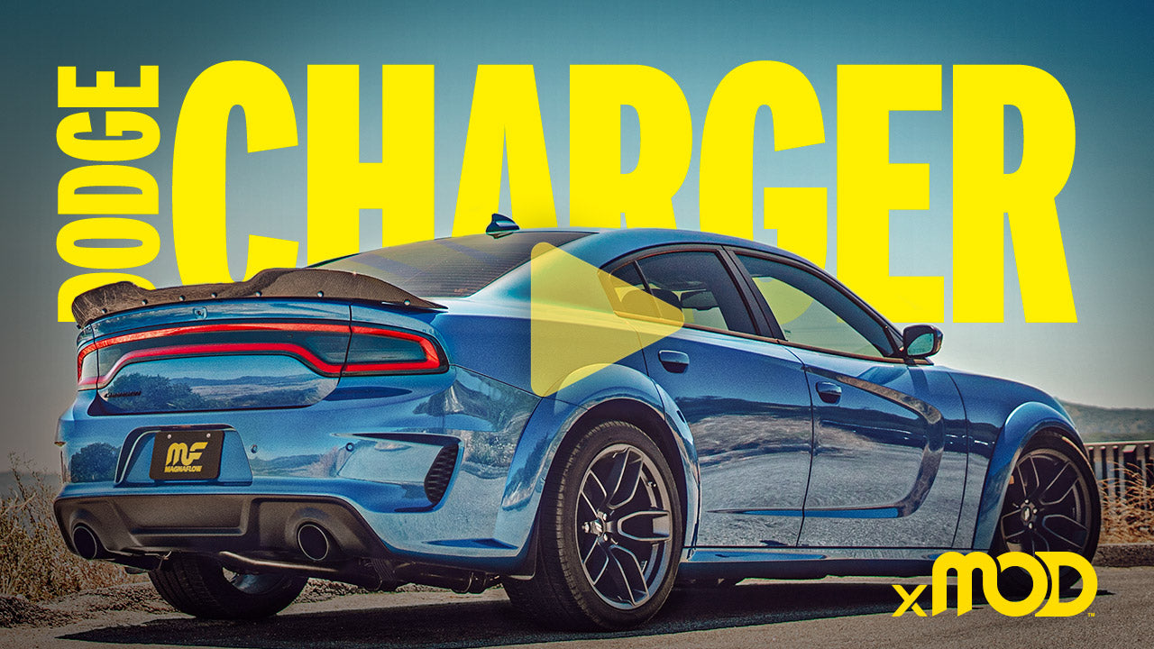 Dodge Charger Chrysler 300c Xmod Series Exhaust System 2015 2020