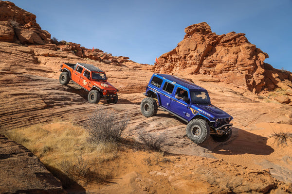MagnaFlow Equipped Jeep Wrangler and Jeep Gladiator JT