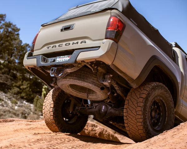 Overland Series High Clearance