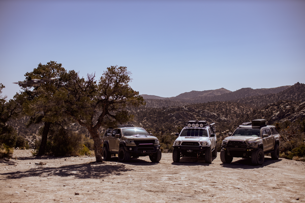 Overland Series with Chevy Colorado, Toyota Tacoma