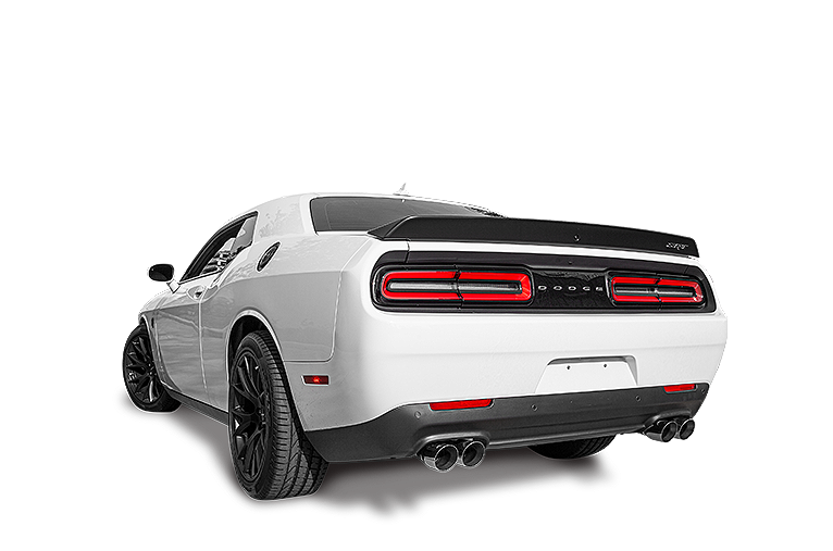 Dodge Challenger xMOD Series Exhaust System