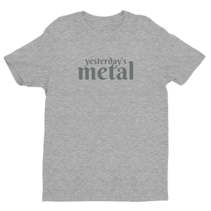 Metal Short Sleeve T-shirt