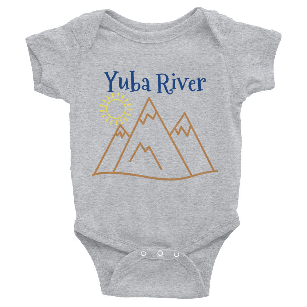 Yuba Infant Bodysuit