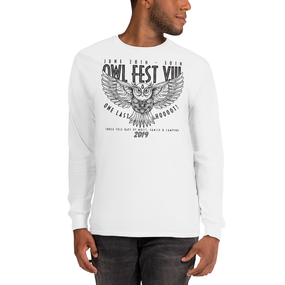 Owlfest Long Sleeve T-Shirt