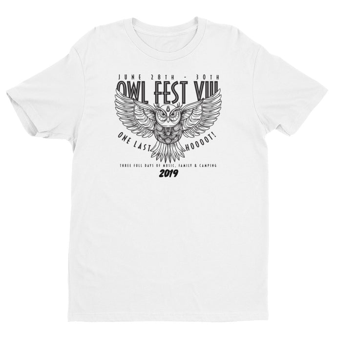 Owlfest Short Sleeve T-shirt