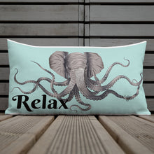 "Load image into Gallery viewer, Relax Premium Pillow (20""x12"")"