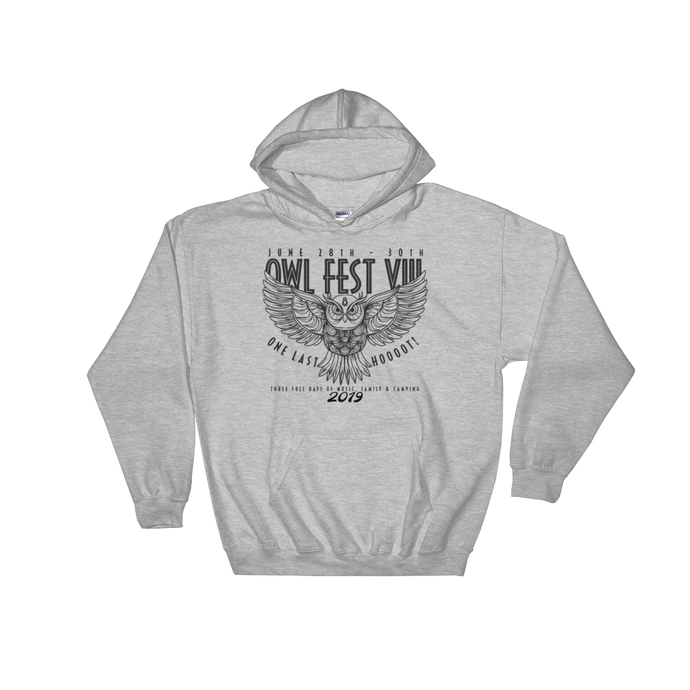 Owlfest Hooded Sweatshirt