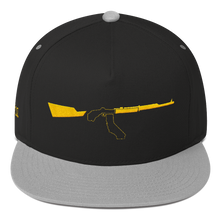 Load image into Gallery viewer, Cali-Clip Flat Bill Cap