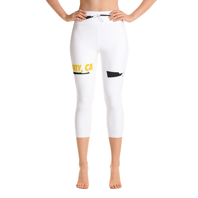 Cali-Clip Capri Weekend Leggings