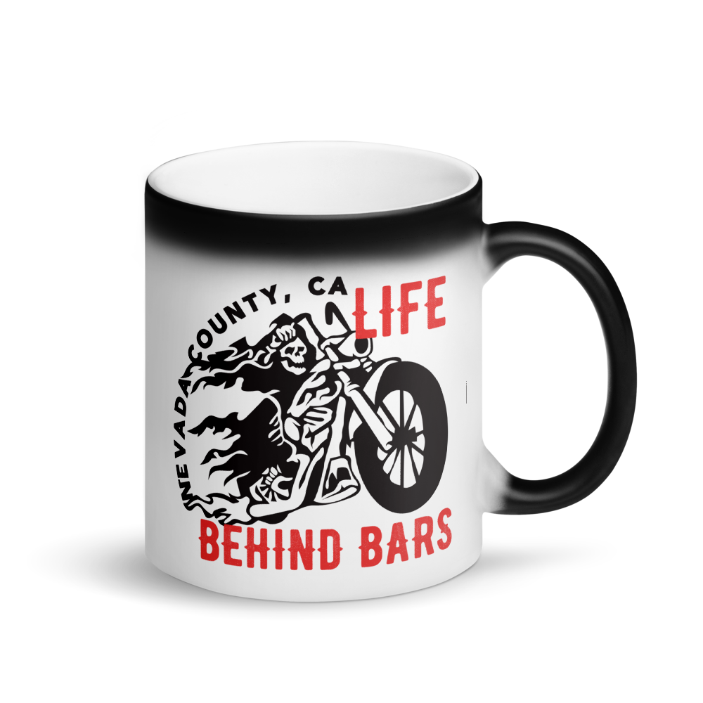 Lifer Black Magic Mug
