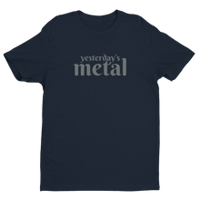 Load image into Gallery viewer, Metal Short Sleeve T-shirt