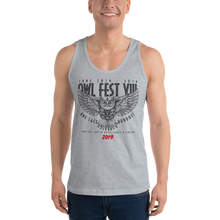 Load image into Gallery viewer, Owlfest Classic tank top (unisex)