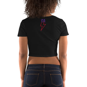 GV Women's Crop Tee