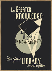 For Greater Knowledge