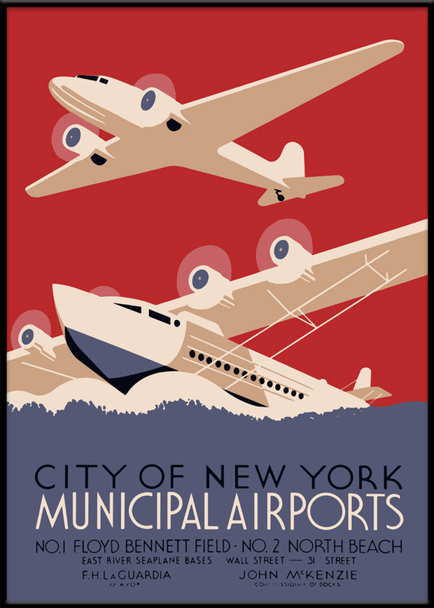 City of New York Municipal Airports