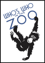 Who's is who in the zoo