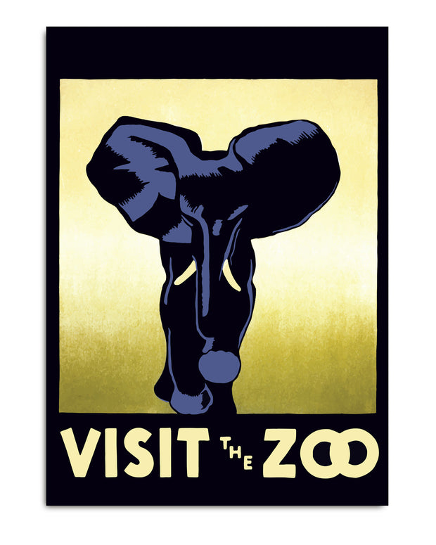 Visit the Zoo - Elephant