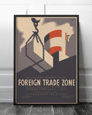 Foreign trade zone