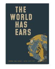 The World has Ears