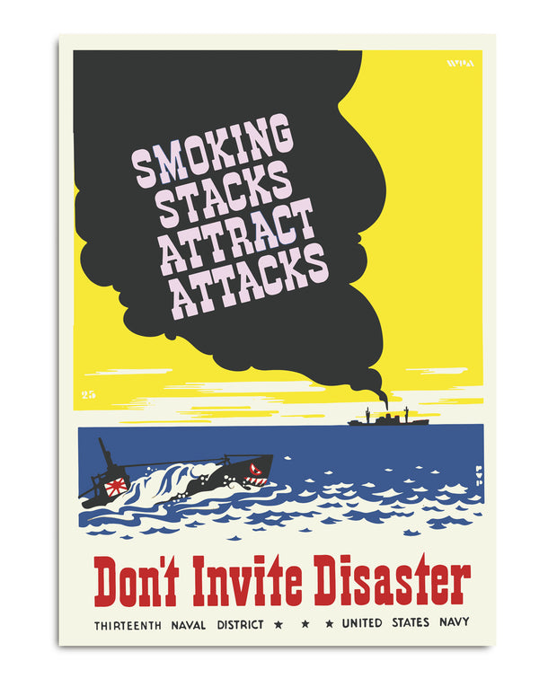 Don´t invite disaster