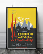 The annual exhibition