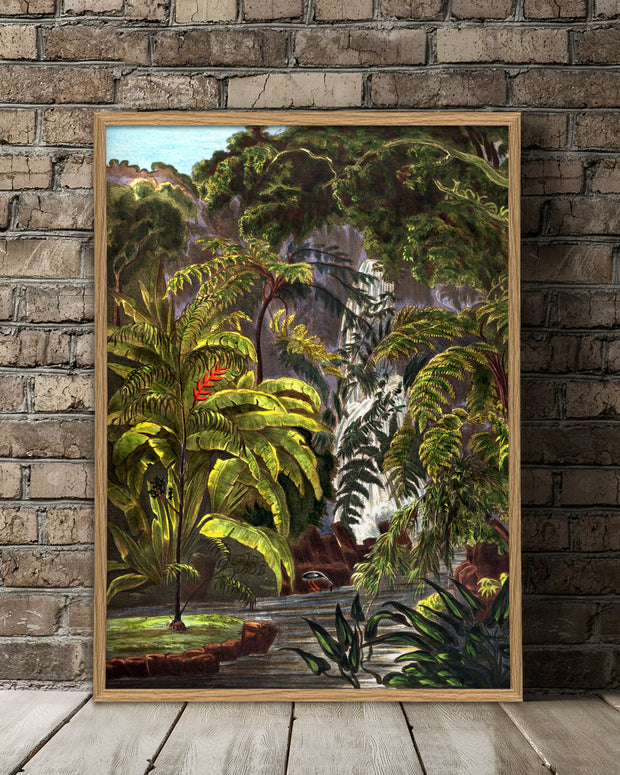 Jungle Scenery #6103