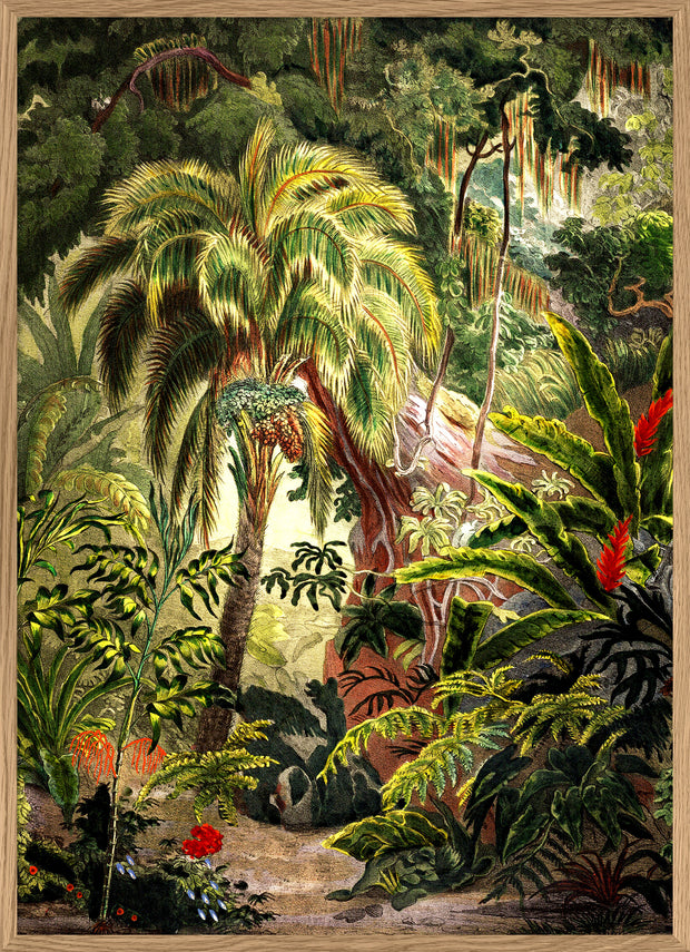 Jungle Scenery #6104