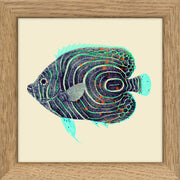Fishes. Print #MS039