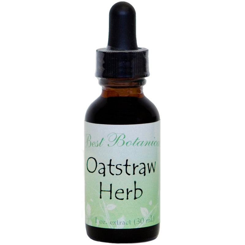 Oat Straw Herb Extract