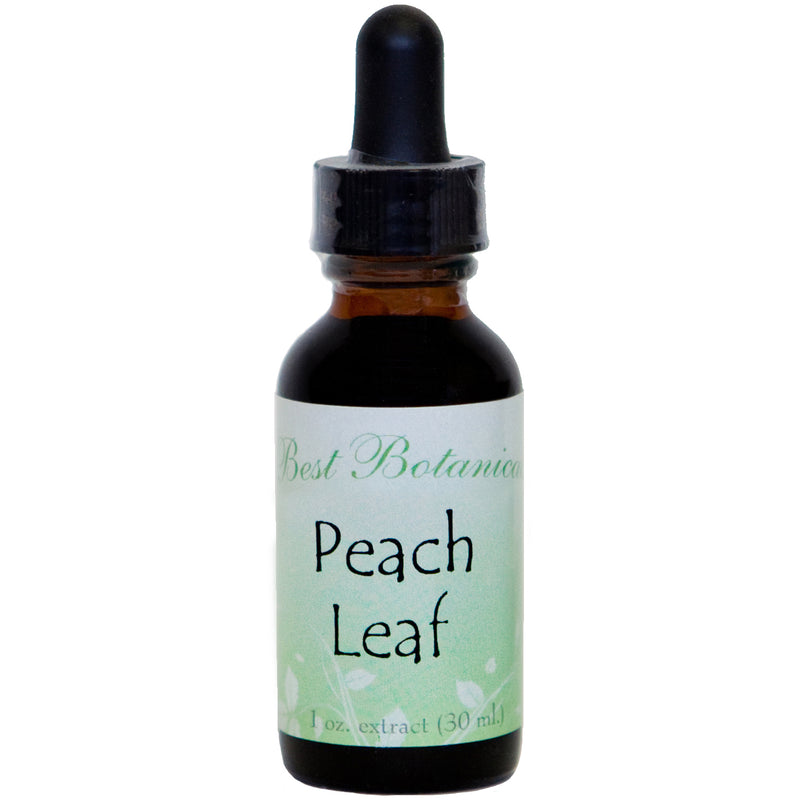 Peach Leaf Extract