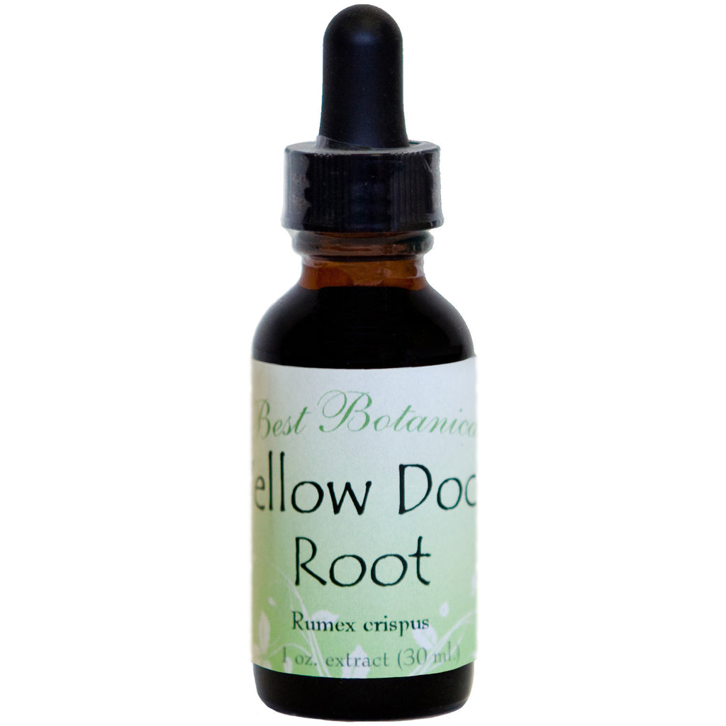 Yellow Dock Root Extract