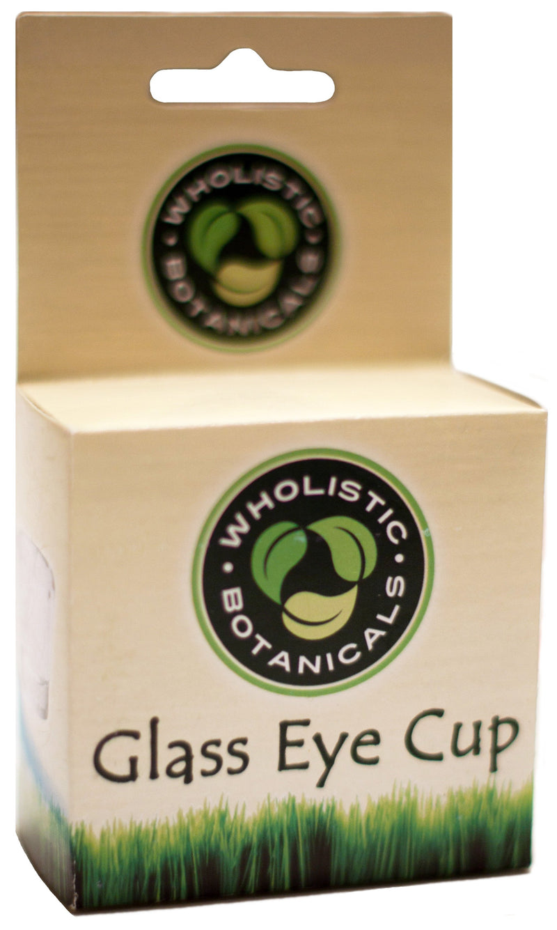 Glass Eye Cup Box