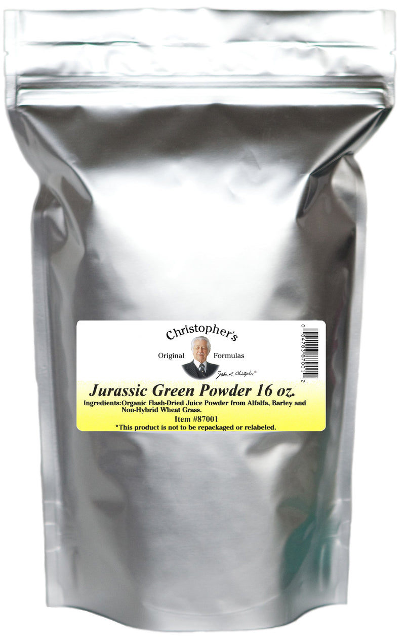 Jurassic Green Powder 16 oz.